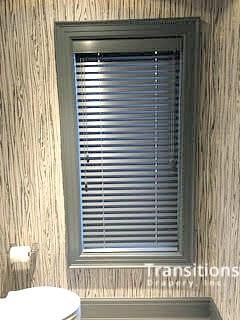 Blinds Bathroom