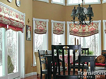 Custom Valances Shades