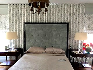 Drapes Large wall shades and bedding1