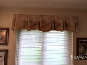 Valance and Shades