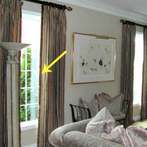 curtains or drapes leading edge