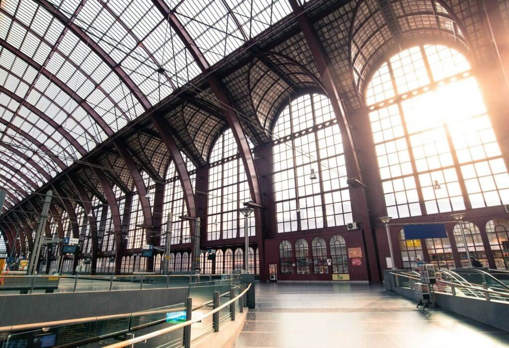 antwerp-station-central-station-city