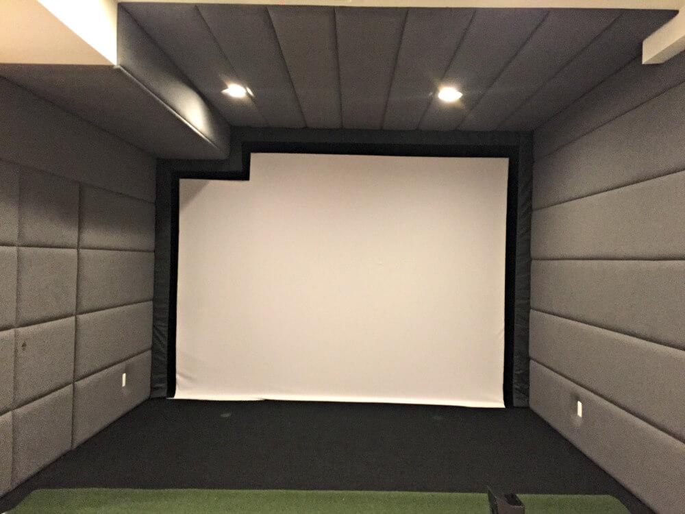 golf-simulator-room-upholstered-walls