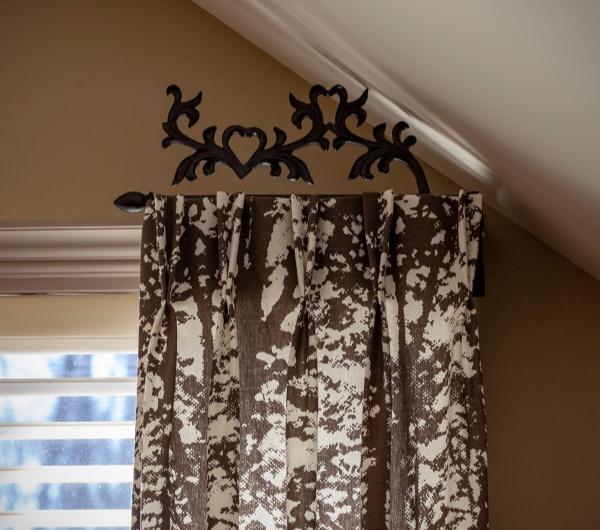 custom detail drapery curtains valances