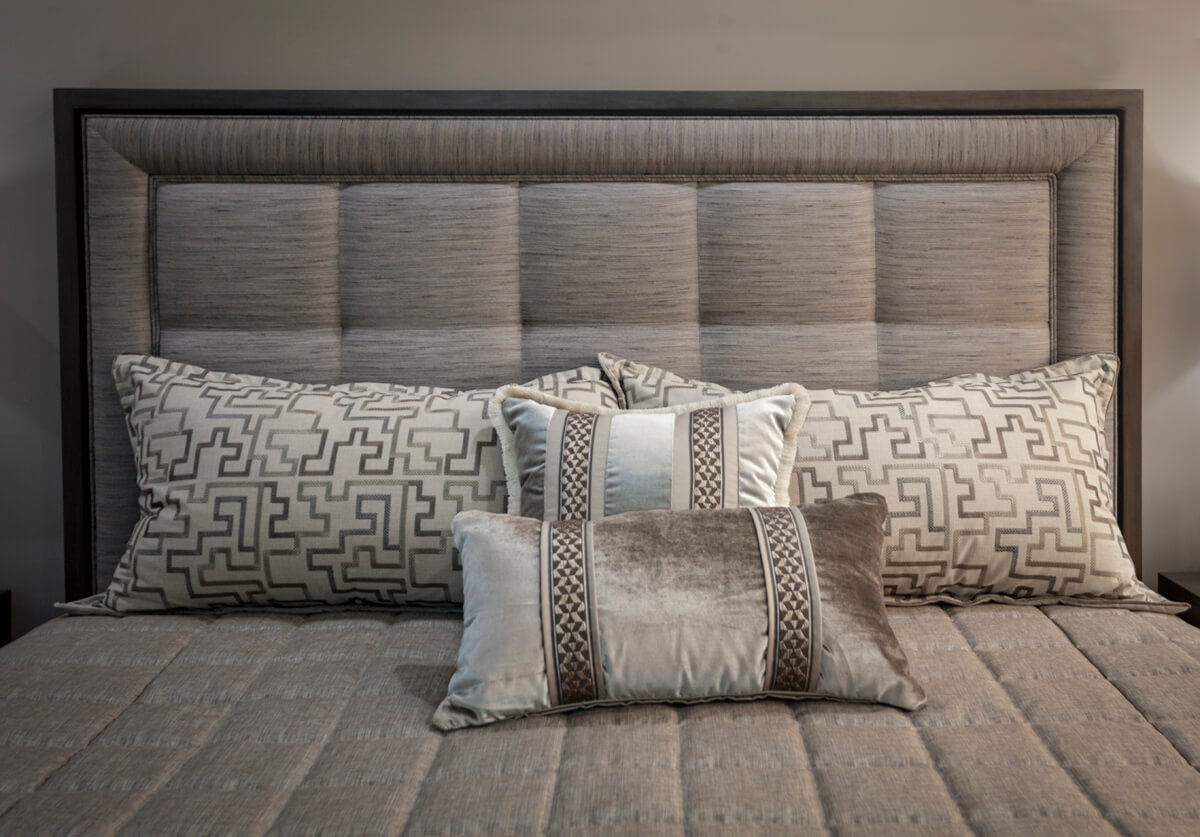 custom pillows and bedding